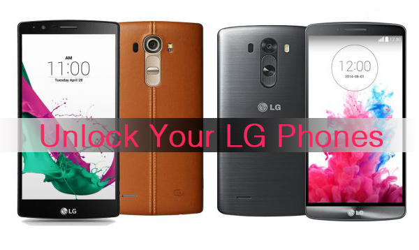 How to Unlock the Screen Lock on LG Phones