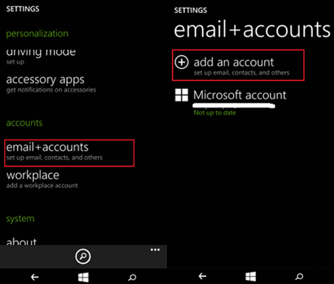 How to Transfer Data from Windows Phone to Samsung S9/S9+