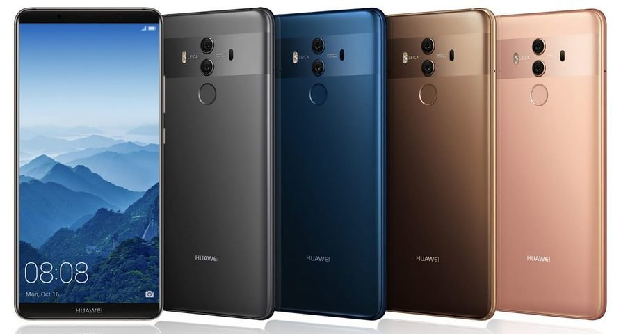 2 Ways to Transfer Data from iPhone to Huawei Mate 20(Pro)